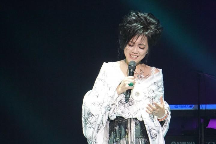 她影响了半个华语乐坛,但上《歌手》怕也难逃炮灰命运