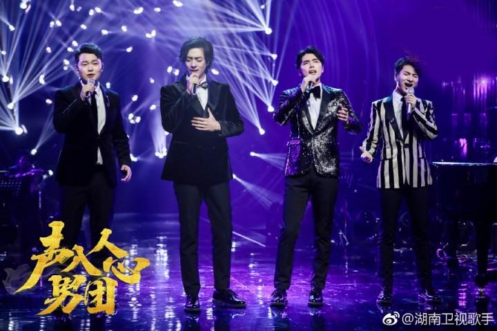 这届《歌手》最强踢馆选手诞生,一出场就震撼了刘欢、杨坤...