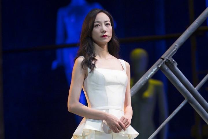 韓雪3小時假唱成音樂劇最大恥辱,可為什么她覺得自己沒做錯?