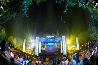 南京森林音乐会本周五开幕,中山陵音乐台观演指南发布