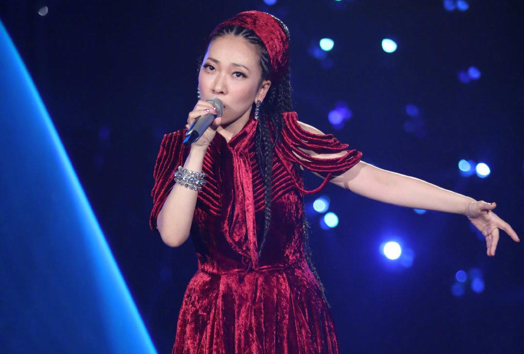 《歌手2020》第一期,这个日本歌后让我鸡皮疙瘩掉一地…