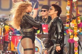 火星哥INS为Beyonce生日送上祝福!