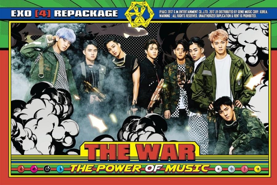 EXO确定出击《朴振荣的Party People》,限量版舞台即将来袭