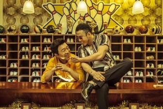 杨坤黄渤合作新歌《大叔也不错》MV正式上线,谁说大叔没有魅力