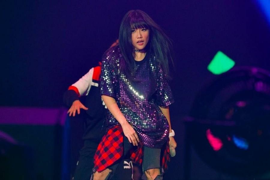 """""""最强怪物新人""""安那新单MV上线,十层楼高空也一样跳舞!"""