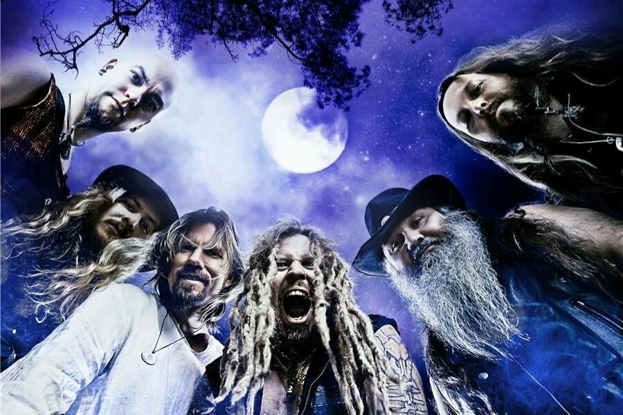 芬兰独特金属民谣乐队!Korpiklaani将来中国巡演