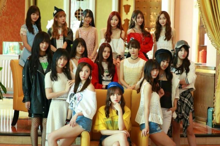 方大同倾力作曲,SNH48《绚丽时代》正式上线!