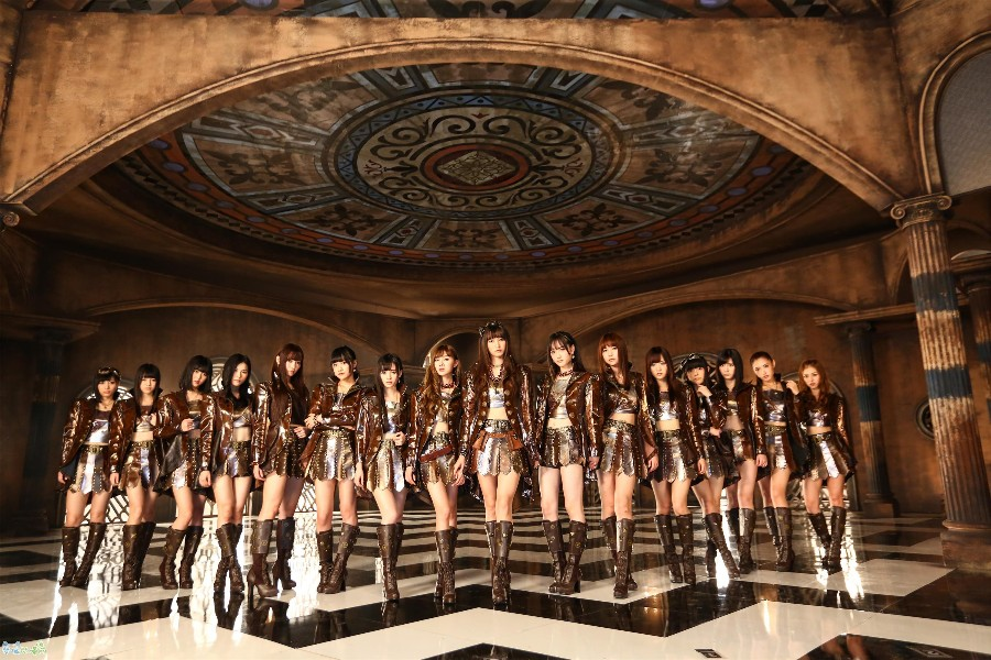 SNH48《那不勒斯的黎明》首发,复古风格浪漫梦幻