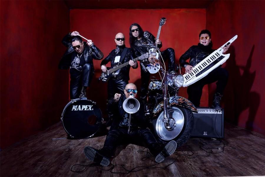 天堂乐队发布新作,用音乐告诉你摇滚乐到底死了没