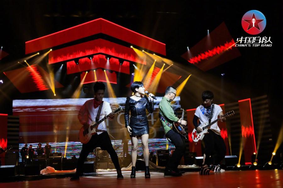 《中国乐队》震撼开播,逆天阵容引发强烈关注