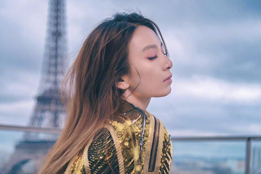 田馥甄被盗用肖像,华研国际表示将报警追责