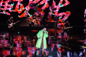 大陆第一支摇滚乐队,金马奖颁奖典礼二手玫瑰登台献唱