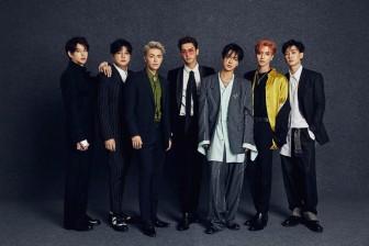 SJ世界巡演预告片来袭,终于盼来了全员归队