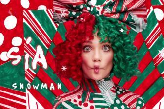 Sia的这首圣诞新单,有破音都让人觉得好听