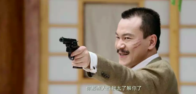 中国影帝有很多,但廖凡这种硬汉只有一个!