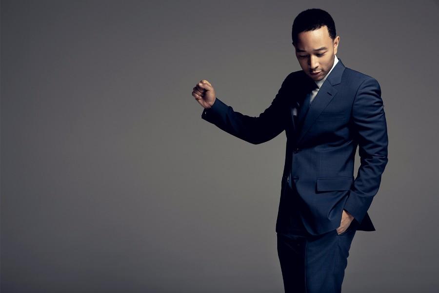 声援波多黎各,John Legend也加入了众人怼川普的行列