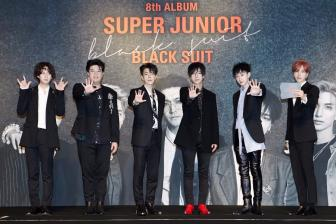 K-POP传奇的威严,Billboard称赞SJ新专主打曲
