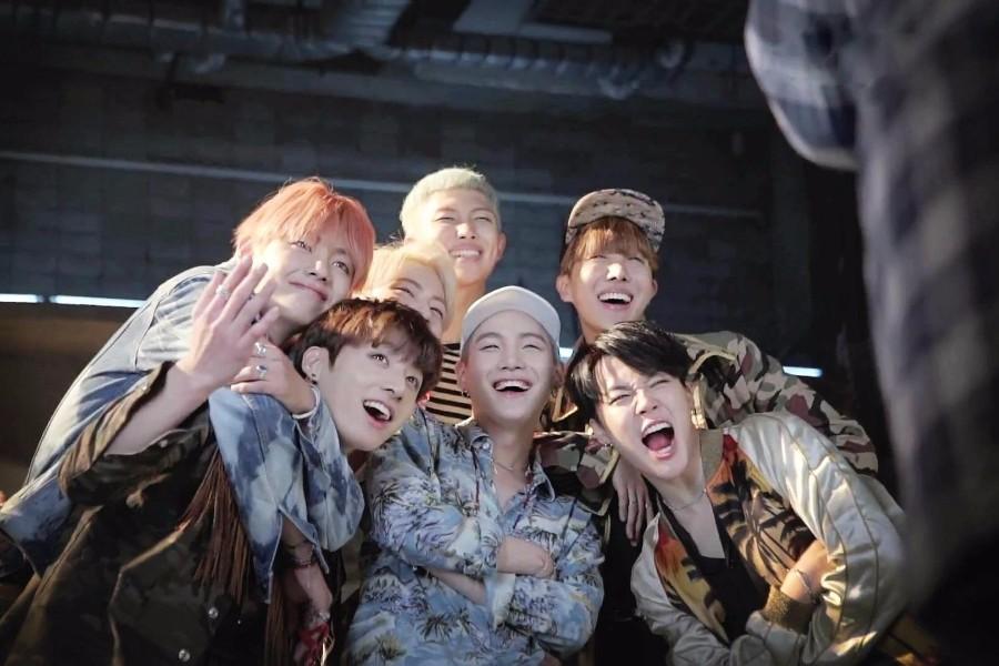 防弹少年团联手Steve Aoki新单MV上线,BTS正在快速成长