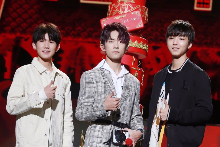 王力宏新专辑中神秘嘉宾揭晓,他们就是少年团TFBOYS!