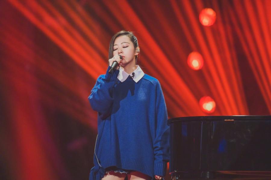张靓颖为电视剧《红蔷薇》献声,亲自参与填词创作