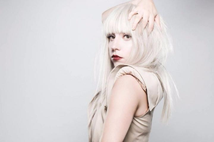 老汉推车?你见过这样的Lady Gaga吗